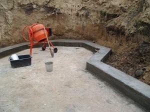Ленточный фундамент и фундаментная плита