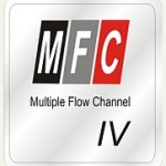 multiple flow channel