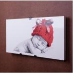 """Керамико-углеродная нагревательная панель """"Quantum electric"""" (младенец в шапочке 2)"""