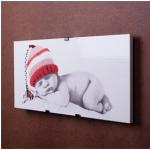 """Керамико-углеродная нагревательная панель """"Quantum electric"""" (младенец в шапочке 3)"""